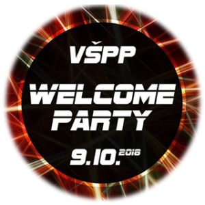 VŠPP Welcome Party 2018